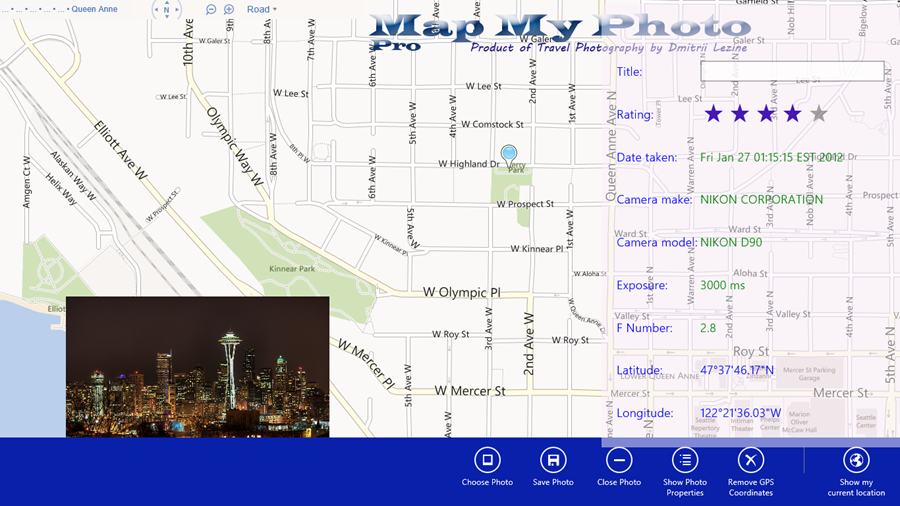 Map My Photo Pro - Figure 2