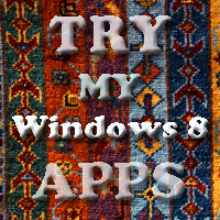 Try My Windows 8 Apps