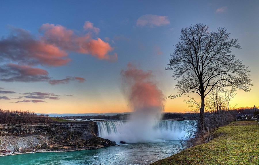NiagaraSunset-small